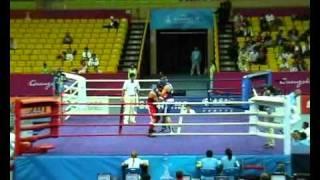 Vasili Levit vs Mohammad Gossoun (1-8 finals Guangzhou)
