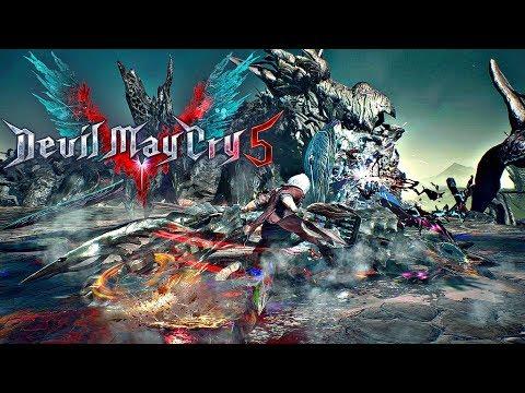 DEVIL MAY CRY 5 - Dante Bloody Palace Gameplay Walkthrough thumbnail