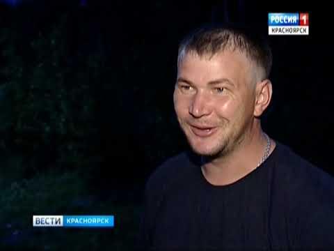 Ачинск пережил ночь после страшных взрывов