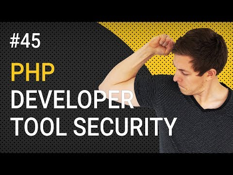 Developer tool security in PHP - PHP tutorial