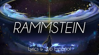 Rammstein - Amour (Lyrics/Sub Español)