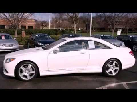 2008 mercedes benz cl550 brentwood tn 37027 youtube for Mercedes benz brentwood