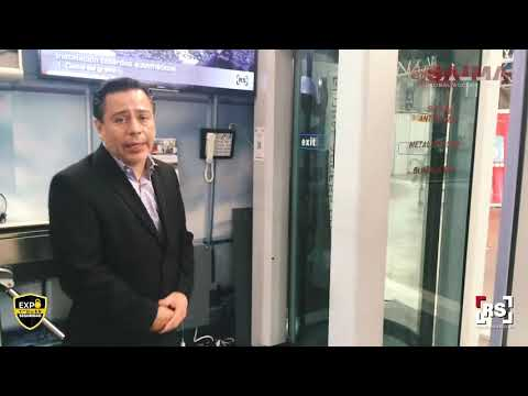 EXPO Todo en Seguridad   Esclusa ELE 2000 SAIMA   RSeguridad