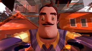 HELLO NEIGHBOR ALPHA 1 Full Game