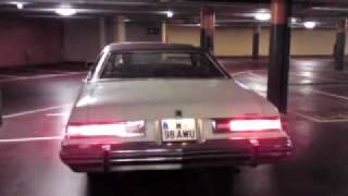 1975 Buick LeSabre with noname mufflers