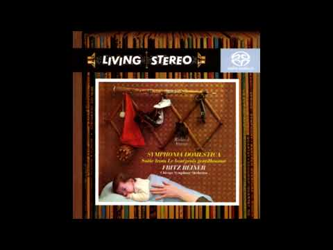 STRAUSS, R.: Sinfonia Domestica op. 53 / Reiner · Chicago Symphony Orchestra