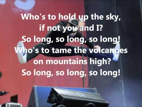 Donots ft. Frank Turner-So long [Lyrics]