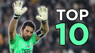 Repeat youtube video 10 Things You Didn't Know About Gianluigi Buffon