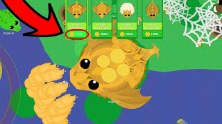 *FREE* GOLDEN KING DRAGON GLITCH/HACK! Mope.io All Golden Age Skins Update (Mope.io Beta Update)
