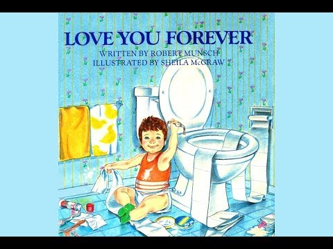 LOVE YOU FOREVER by Robert Munsch. Grandma Annii's Storytime
