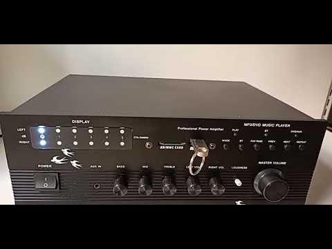 A4 High-power Professional Swallow Power Amplifier