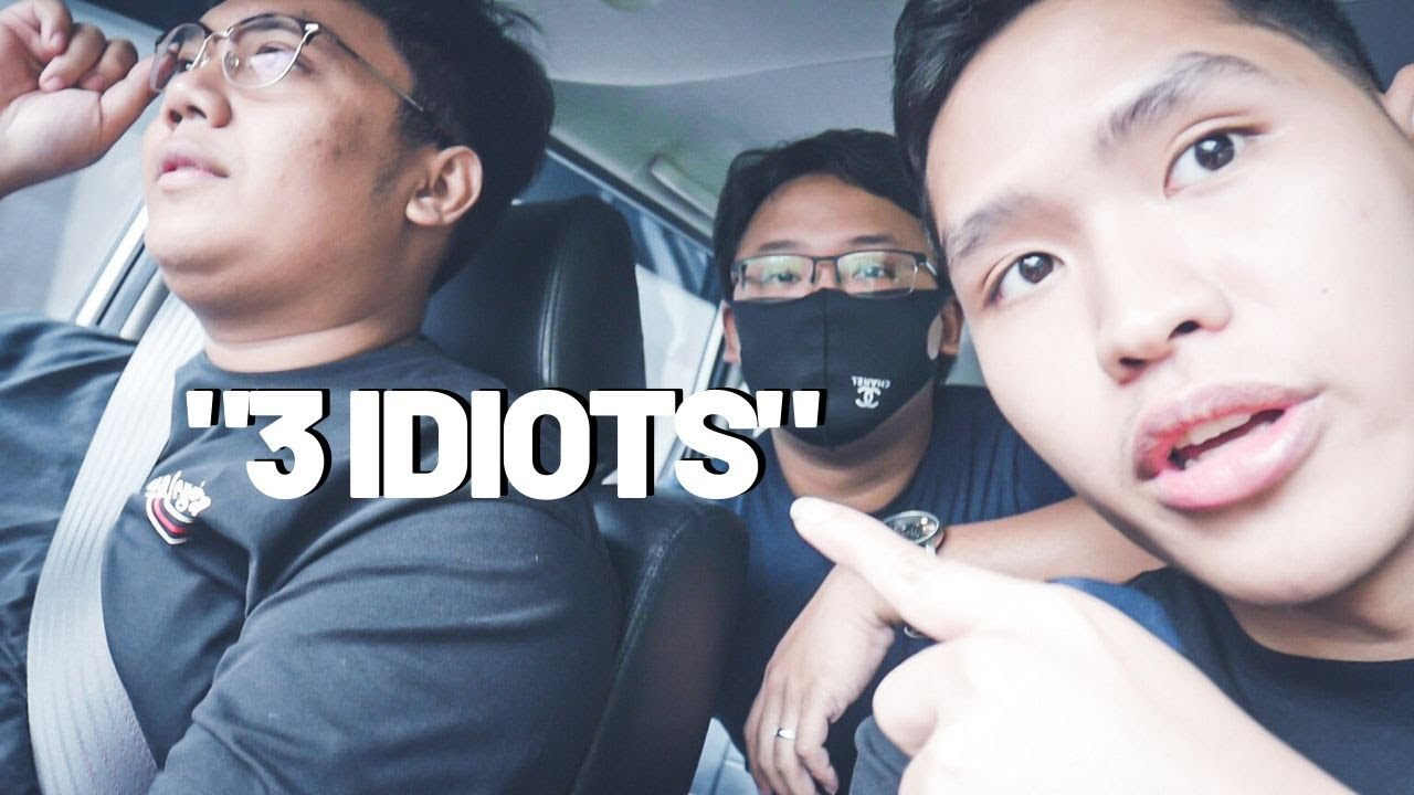 3 IDIOTS BELI DAGING DI SUPERMARKET... | #BIKEBERQUE