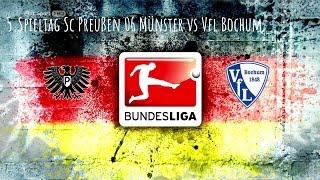 12.3.17 Sc Preußen 06 Münster vs Vfl Bochum