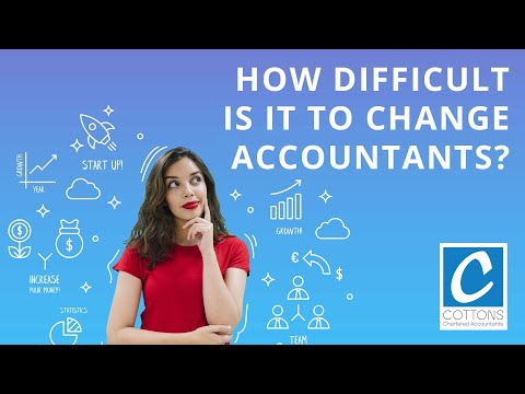 How difficult is it to change accountants to Cottons? - Image 1
