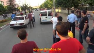İnegölspor - Göztepemiz   Maç Sonrası Yaşanan Olaylar   GözGöz Tv HD