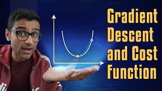 Machine Learning With Python - 4: Gradient Descent and Cost Function