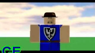 ROBLOX Epic Rap Battles Of History- Abe Lincoln VS Chuck Norris