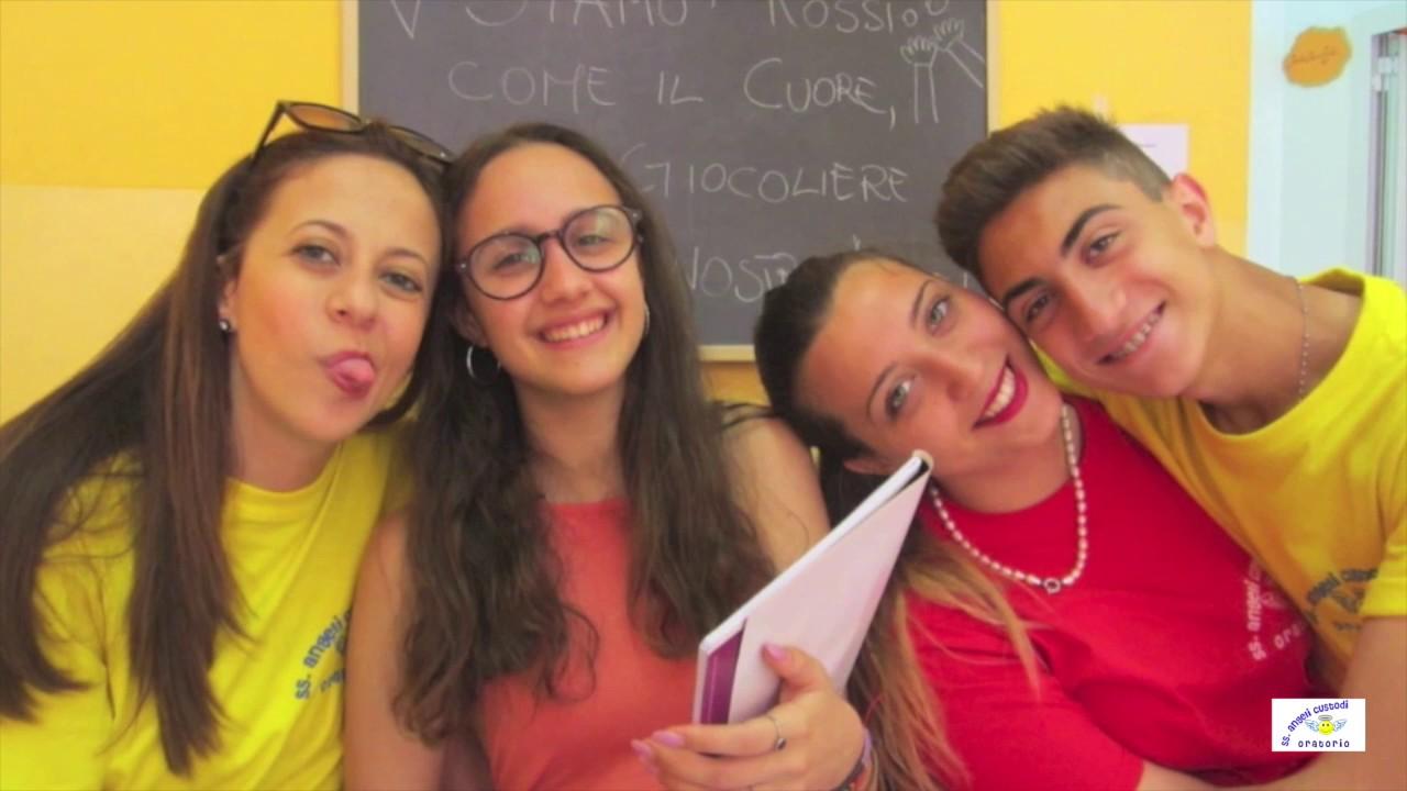 Campus bambini 2017 metti in circolo il tuo amore for Ligabue metti in circolo il tuo amore