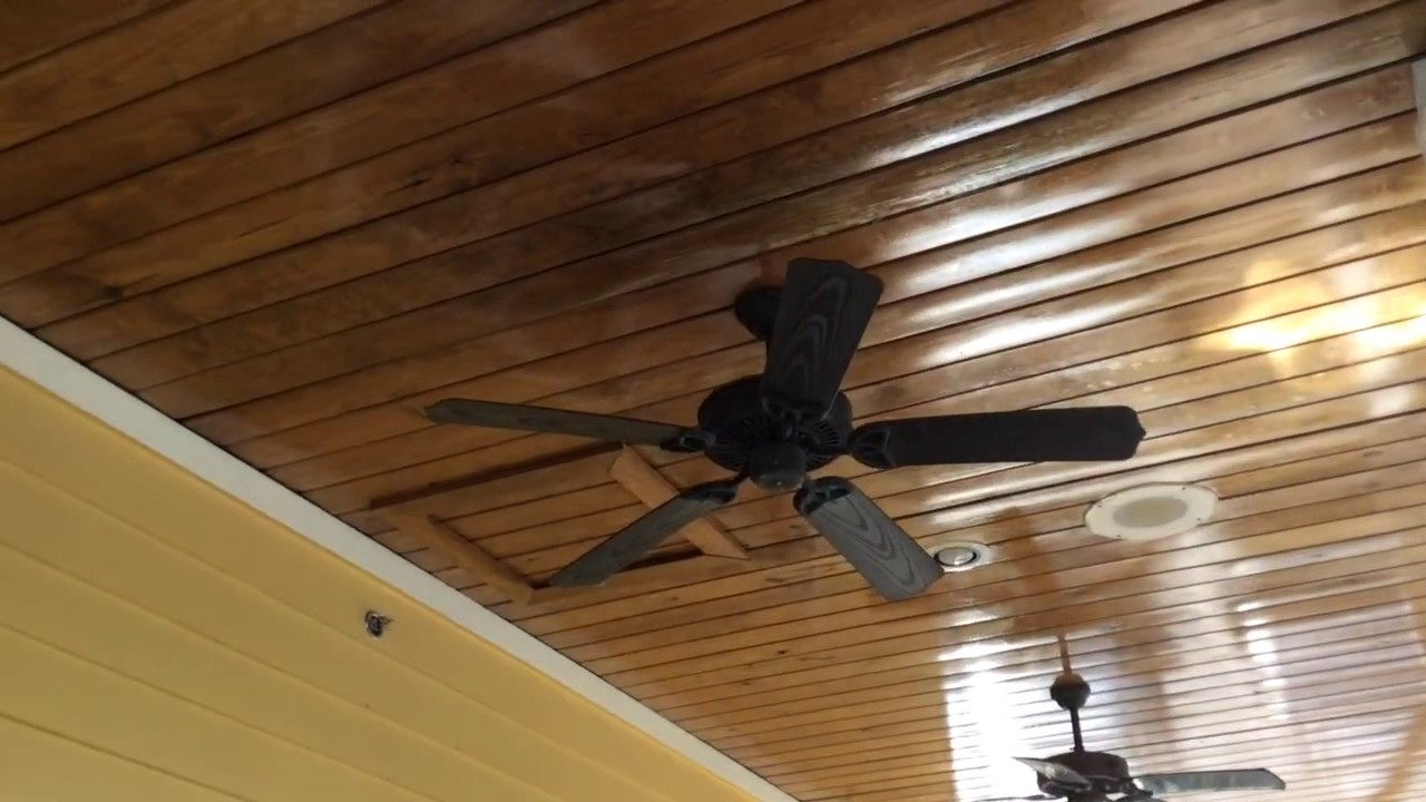 CRAFTMADE Outdoor Patio Ceiling Fans