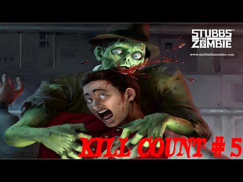 Stubbs the Zombie in Rebel Without a Pulse #5 |