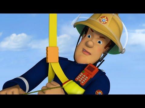 Brandweerman Sam Nederlands | BESTE lucht Reddingen - 1 uur Compilatie🔥 Nieuwe Afleveringen
