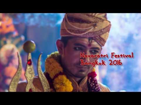 2016 Navaratri Hindu Festival, Bangkok, Thailand