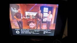 The Beatles: Rock Band on QVC!