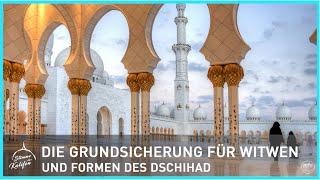 Die Grundsicherung für Witwen und Formen des Dschihad | Stimme des Kalifen