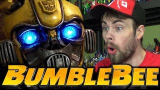 REACTION & REVIEW: Bumblebee Movie (2018) Trailer #2