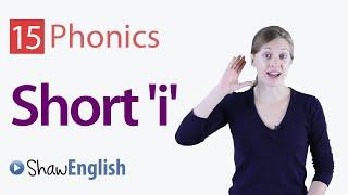 English Phonics Short
