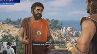 Most Brutal Warrior in Assassin's Creed Odyssey