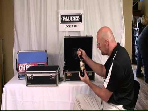 Bon Vaultz® Locking Storage Chest