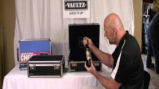 Vaultz® Locking Storage Chest