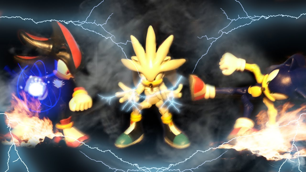 Sonic Vs Shadow Vs Silver: The Battle Of The Hedgehogs