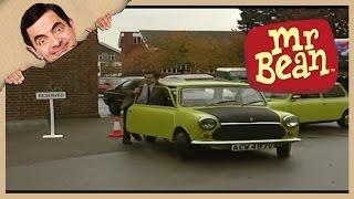 Mr. Bean - Steals the Parking spot