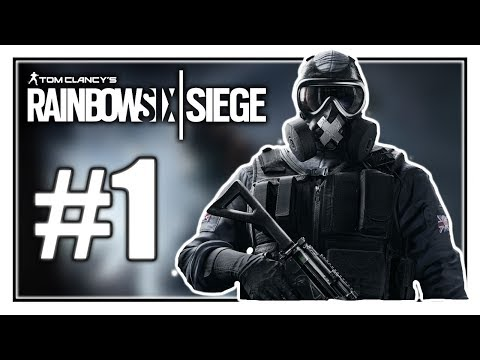 INTENSE SITUATION in RAINBOW SIX SIEGE #1 |