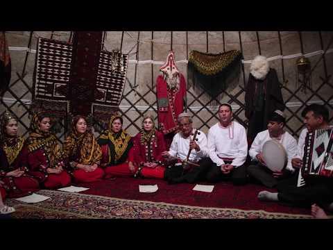 Musique Turkmène : Durnalar