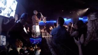 Syntheticsax - Live Sound Performance in Grey Club Poland (Wroclaw City)