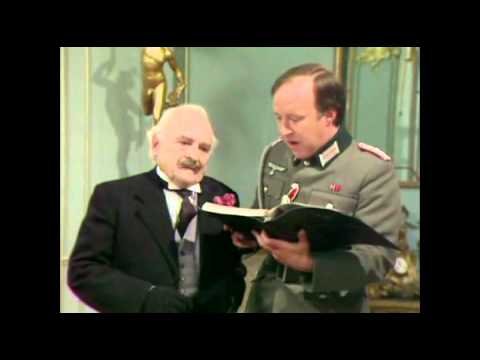 'Allo 'Allo - The Interrogation of Monsieur Alfonse, the undertaker