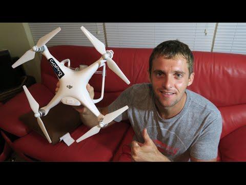 Купил дрон первый полет