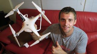 Купил дрон первый полет(, 2016-09-26T06:42:40.000Z)