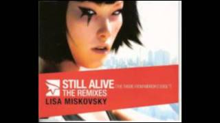 benny benassi ft. lisa miskovsky - still alive