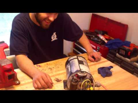 Pool Pump Tutorial [ Pentair ] - Pentair Pool Pump Motor Bearings