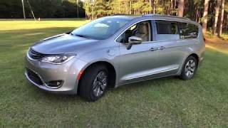 Best Detailed Walkaround 2018 Chrysler Pacifica Hybrid Limited