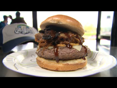 Chicago's Best Burger: Kane County Cougars