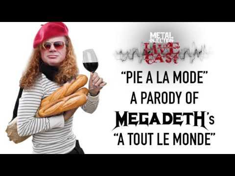 Megadeth Parody -