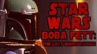 Lego Star Wars Boba Fett: The Lost Mandalorian