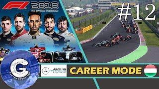 Let's Play F1 2018 Career Mode   Mercedes Career #12   SPLIT STRATEGY