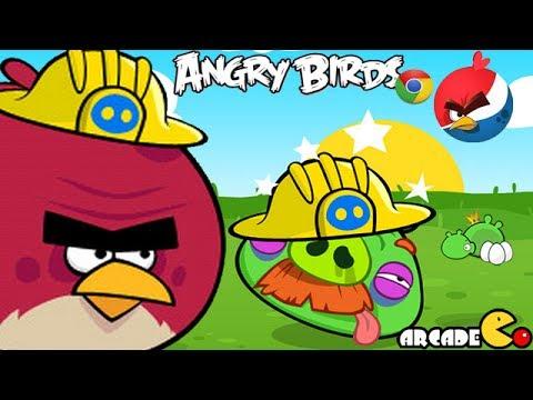Angry birds chrome прохождение