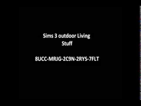 serial code the sims 3 seasons